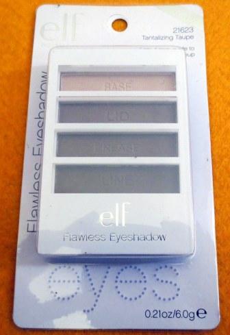 elf tantalizing taupe flawless eyeshadow