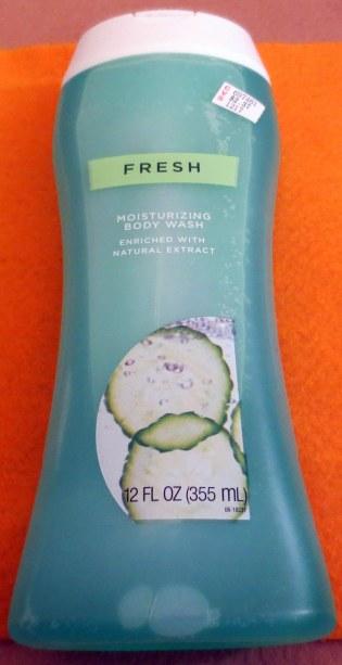 Fresh Moistrurizing Body Wash