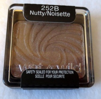 Wet n Wild Nutty Eyeshadow