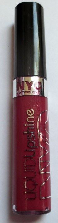 nyc liquid lipshine Midtown Mulberry