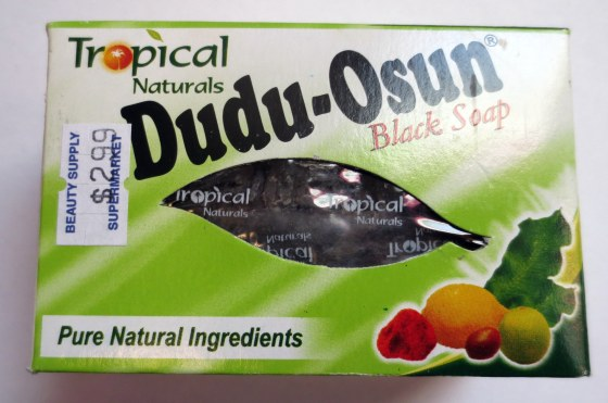 Tropical Naturals Dudu Osun Black Soap