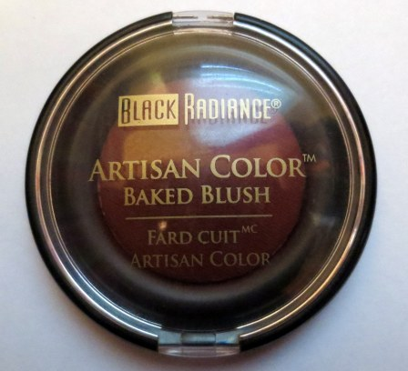 black radiance warm berry blush