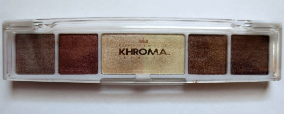 khroma beauty eyeshadow palette