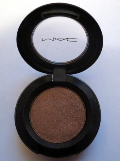 mac eyeshadow bronze