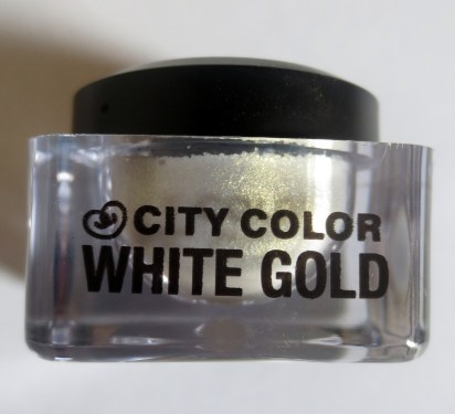 city color white gold