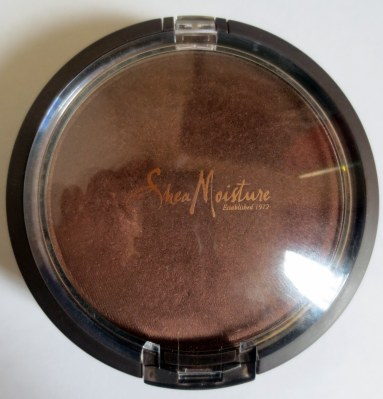 shea moisture illuminating powder