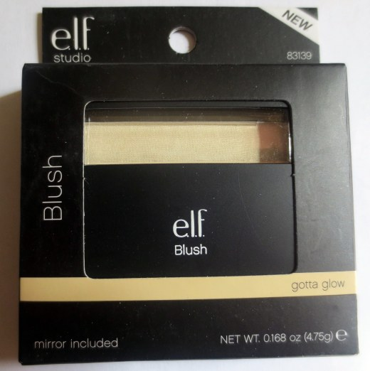 elf blush in gotta glow