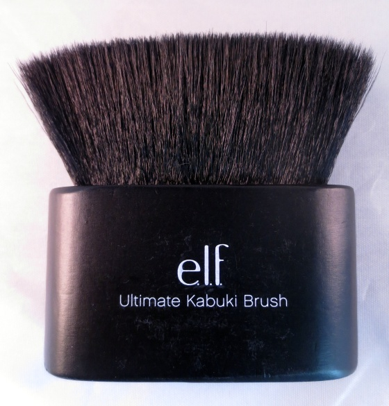 elf ultimate kabuki brush