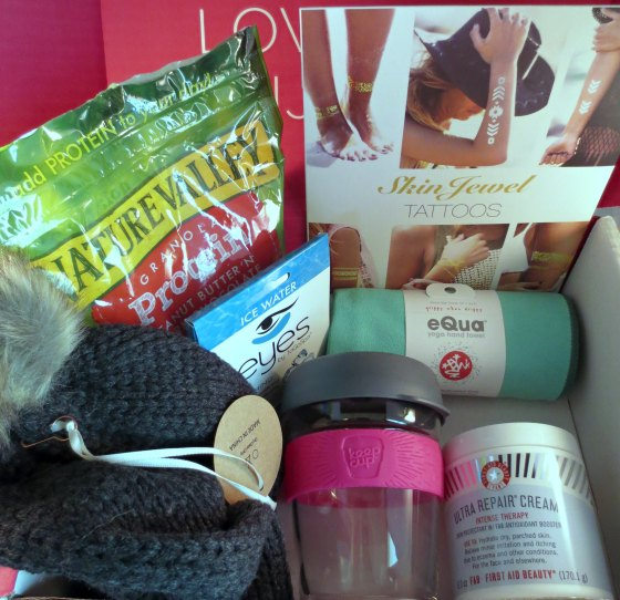 january popsugar musthave box