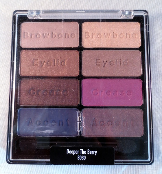 Black Radiance Deeper The Berry Eyeshadow