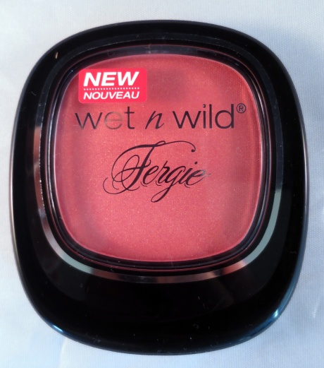 With Brillance Fergie Blush