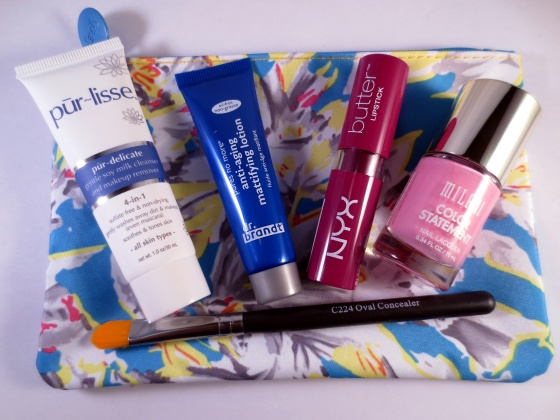 ipsy bag march 2015 review