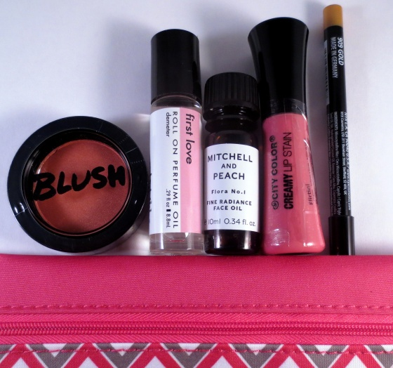 Ipsy february bag and products