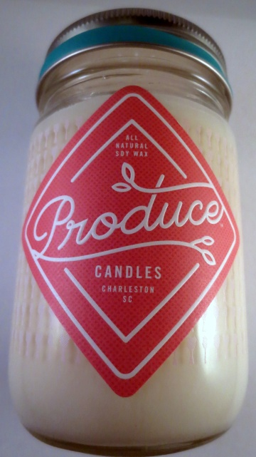 all natural soy wax produce candles charleston sc
