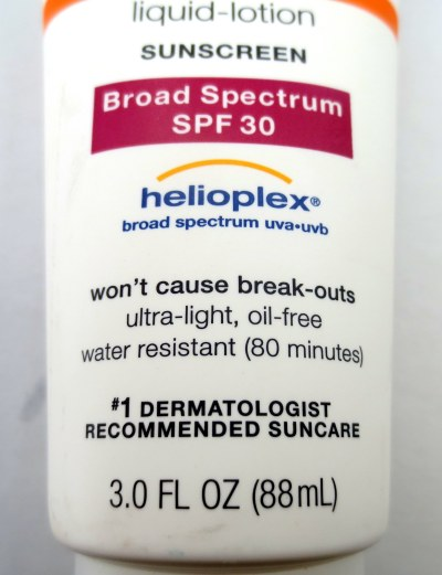 bottom half sunscreen