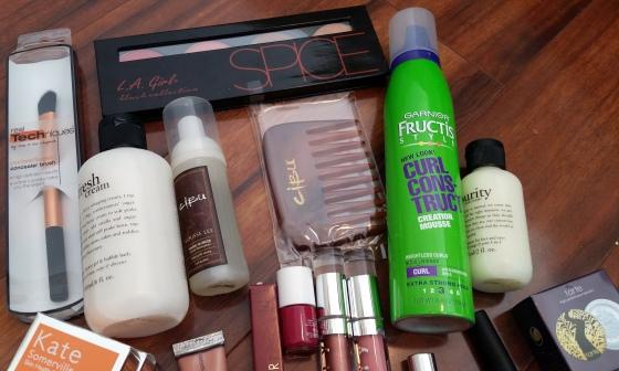 beautycon haul