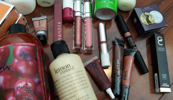 beautycon nyc haul 2015